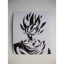 Adesivo Goku Dragon Ball Anime Manga Dragon Ball Z