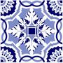 Adesivo Para Azulejos Decorativos Muito Lindo. Patchwork