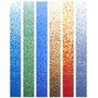 Pastilha De Vidro Azul Degradê - Mosaico - Parcelamos Em 12x