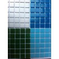 Pastilhas De Vidro Para Revestimento De Piscinas, Banheiros;