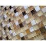 Pastilhas De Vidro Metalizado - Novidade No Mercado!!!!!