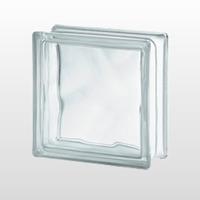 Bloco De Vidro Transparente
