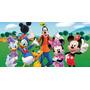 Painel Decorativo Festa Turma Do Mickey [2x1m] (mod3)
