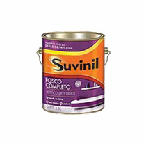 Tinta Suvinil Fosco Completo Acrilico Premium 3,6l Branco