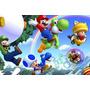 Painel Decorativo Festa Infantil Super Mario Bross (mod2)