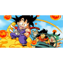 Painel Decorativo Festa Dragon Ball Z Goku [2x1m] (mod1)