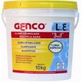 Cloro Granulado Genco 3 Em 1 - 10 Kg (múltipla Ação)