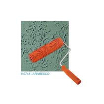 Rolo Pintura Textura Decorativa C/ Cabo - Roma - Mod 807