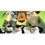 Painel Decorativo Festa Filme Madagascar [2x1m] (mod1)