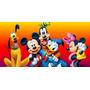 Painel Decorativo Festa Turma Do Mickey [2x1m] (mod4)