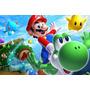 Painel Decorativo Festa Infantil Super Mario Bross (mod4)