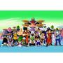 Painel Decorativo Festa Infantil Dragon Ball Goku (mod3)