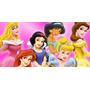 Painel Decorativo Festa Disney Princesas [2x1m] (mod4)