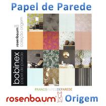 Papel De Parede Origem Arabesco Azulejo Floresta Rosenbaum