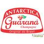 Adesivo Refrigerante Guaraná Antartica # 04 (20 Cm Na Parte