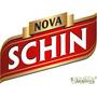 Adesivo Cerveja Nova Schin Recorte # 17 (20 Cm Na Parte Maio