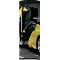 Adesivo Geladeira Carro Porta Pra Cima # 09 (porta Duplex)