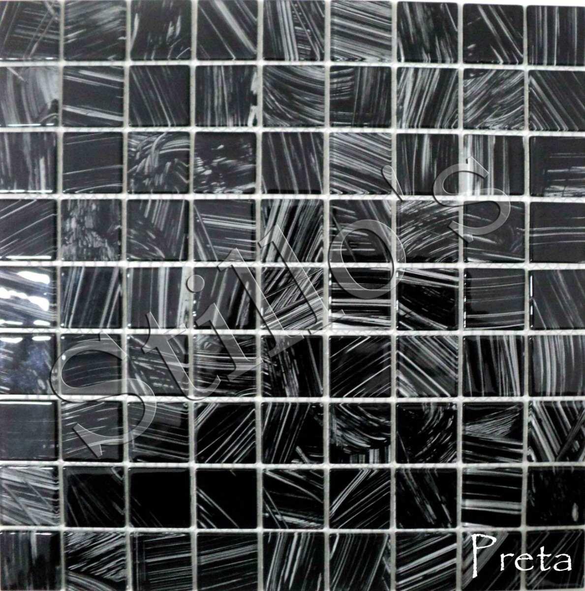 Pastilhas De Vidro Cristal Linha Monet Vários Modelos R$ 29 00  #5E646D 1189 1200