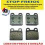 Pastilha De Freio Vw Brasilia 73/82 Fusca 93/96 Gurgel