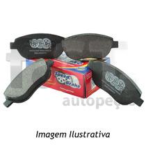 Pastilha Traseira Speedbrake Focus 1.8 2.0 16v 99/07 163
