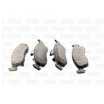 Rcpt13680 Pastilha Freio Diant Trw Varga P/ Cobalt 1.4 S/abs