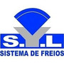 Pastilha Freio Dianteira Toyota Hilux 4x2 2005/2009 Syl 1388