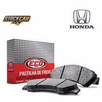 Pastilha Dianteira Honda Civic Ex/lx/lxb 98/ New Civic 07/