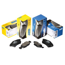 Pastilha Traseira Bendix Honda Crv 2.0 2.4 16v Hq2248a