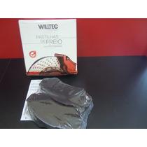 Pastilha Freio Diant. C/sensor Ducato 2.3/2.8 Maxi Cargo 01/