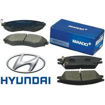 Jogo Pastilhas Freio Original Dianteiras Hyundai I30 2.0