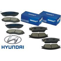 Hyundai I30 Pastilhas Freio Dt E Tr Original Mando Korea