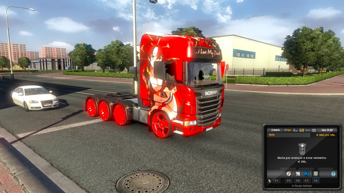 Euro Truck Simulator 2 GAME PATCH v1151 - 1162 - Free