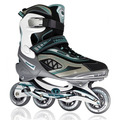 Patins Traxart Stylow Inline Fitness Original + Nota Fiscal