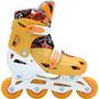 In-line Roller Infantil Amarelo Ref.367800 - Médio (32-35)