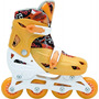 In-line Roller Infantil Amarelo Ref.367700 - Pequeno (28-31)