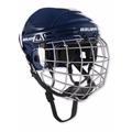 Capacete Para Hockey (montaria) Bauer 2100 - Pronta Entrega