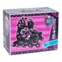 Patins Ajustáveis Monster High - Barão