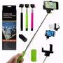 Pau Bastão Selfie Monopod Wireless Mobile Iphone Android