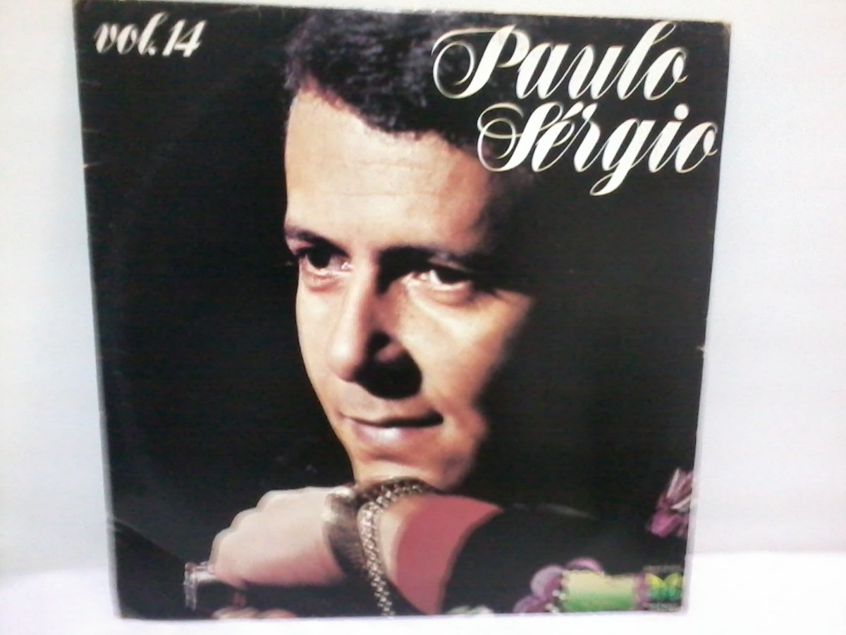 <b>Paulo Sergio</b> Vol. 14 - Vinil Lp Disco - paulo-sergio-vol-14-vinil-lp-disco-14241-MLB3718278451_012013-F