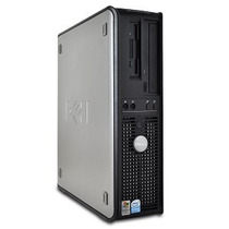 Cpu Dell Mini Optiplex 320 Dual 4gb Hd 160gb Garantia 1 Ano