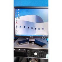 Dell Optiplex 755 Desktop + Monitor Lcd 17 Dell
