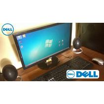 Computador Dell Dimension 1000 Amd + Monitor + Som