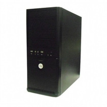 Cpu Dual Core W.7 Hd 500 2 Gb Memoria Gravador De Dvd