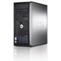 Cpu Dell Gx620 Torre Pentium D Dual+ 2gb Ddr2 Hd 80gb +combo