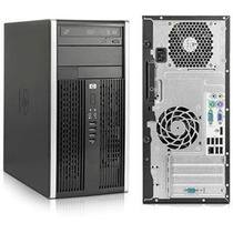 Cpu Hp Compaq 6000 Core 2 Duo 5700 2.9/ 2gb Mem./ Hd 250 Gb