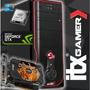 Pc Gamer Intel I3 4160 Gtx 750ti 2gb 4gb 500gb 430w 80plus