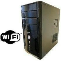 Cpu Core2duo/500/4gb/wi-fi/ Frete Grátis