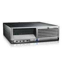 Cpu Desktop Hp 7600 Pentium Ht 3.0 512mb / 40gb/ Dvd Rom
