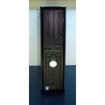 Dell Optiplex 380 - Core2duo E7500 2.93ghz - 4gb - 160gb Hd