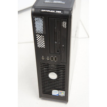 Computador Cpu Dell Optiplex 755 Mini Core 2 Duo 2,2 Hd80 1g